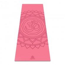 Коврик для йоги ArtYogamatic Om Rose 185 см x 68 см x 4 мм