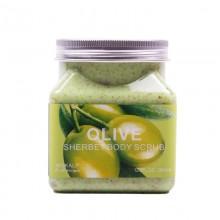 Скраб Wokali Olive