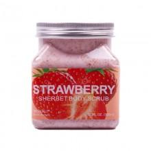 Скраб Wokali Strawberry