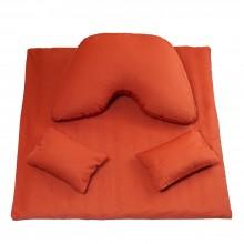 Комплект для медитации оранжевый