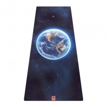 Коврик для йоги ArtYogamatic Travel Planet 183 см x 66 см x 3 мм